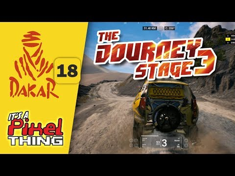 Dakar 18 :: Complete Stage 3 (37 min) | It's Play Time! (no commentary)