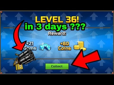 how to get coins fast in pixel gun 3d 2018
