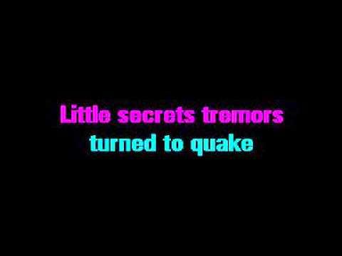 Pearl Jam - Tremor Christ (KARAOKE)