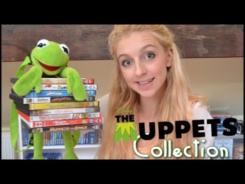 My Muppets Movies Dvd Collection Youtube