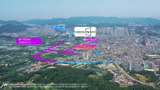 대전 유성복합터미널 빅도어