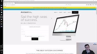 Einführung Kraken. Von der Verifizierung bis zum Kauf von Cryptos.