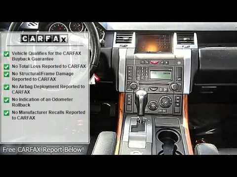 2007 land rover range rover sport atlanta luxury motors for Atlanta luxury motors duluth