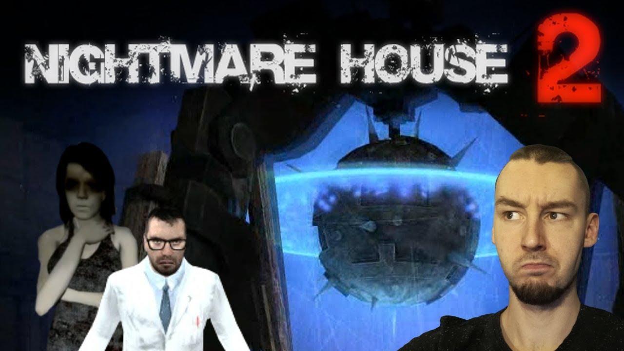 ZEMSTA ŻONY | NIGHTMARE HOUSE 2 #5 (KONIEC)