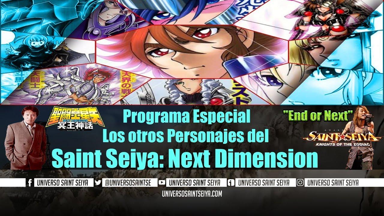 9x20 Los otros personajes del Next Dimension - Programa Especial en VIVO