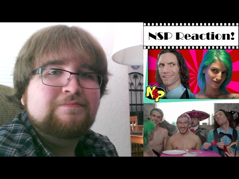 Eating Food in the Shower - Ninja Sex Party | Reaction