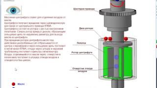 Система откачки и суфлирования масляной системы двигателя НК-16-18СТ