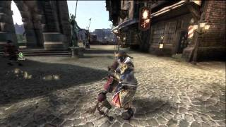 Fable 3 Traitors Keep DLC Clockwork Dog And Free Soldier Outfit HD 720p