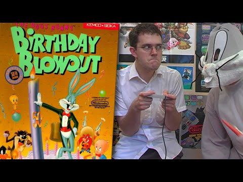 Bugs Bunny Birthday Blowout - NES - Angry Video Game Nerd - Episode 31