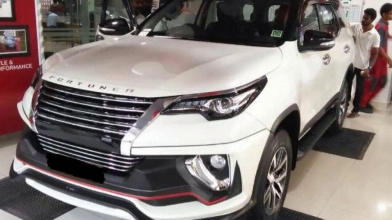 Toyota Fortuner With Nippon Body Kit Further Beefs Up The