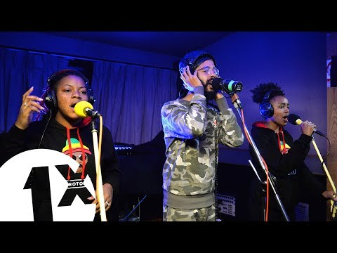 The Heathen - Bob Marley (Protoje and the Indiggnation Band cover)