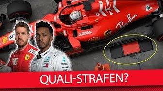 Erklärt: Strafe für Vettel, keine für Hamilton - Formel 1 2018 (VLOG)