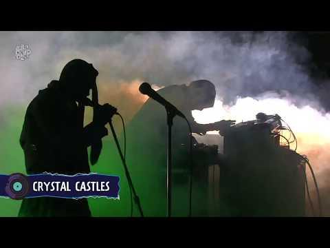 Crystal Castles  Intimate Lollapalooza 2017