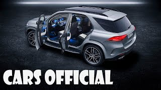 Mercedes-Benz GLE (2019) Photos | Cars Official