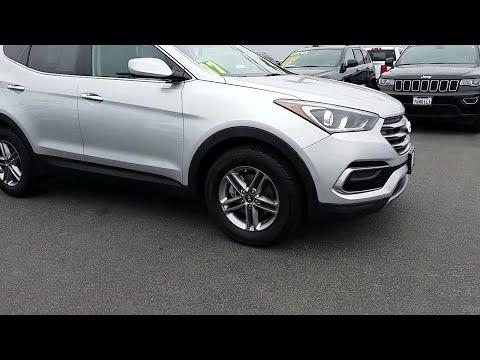 2017 Hyundai Santa Fe Sport Ventura, Oxnard, San Fernando Valley, Santa Barbara, Simi Valley, CA 593