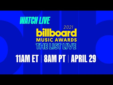 The List Live - 2021 Billboard Music Awards