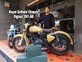 New Royal Enfield Classic 350 ABS Signals Edition Walkaround review in Hindi#BPC 1.62lacs