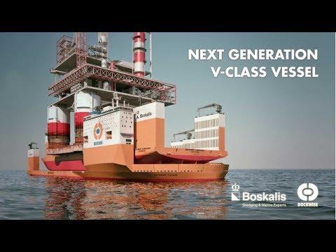 Boskalis V-Class animation