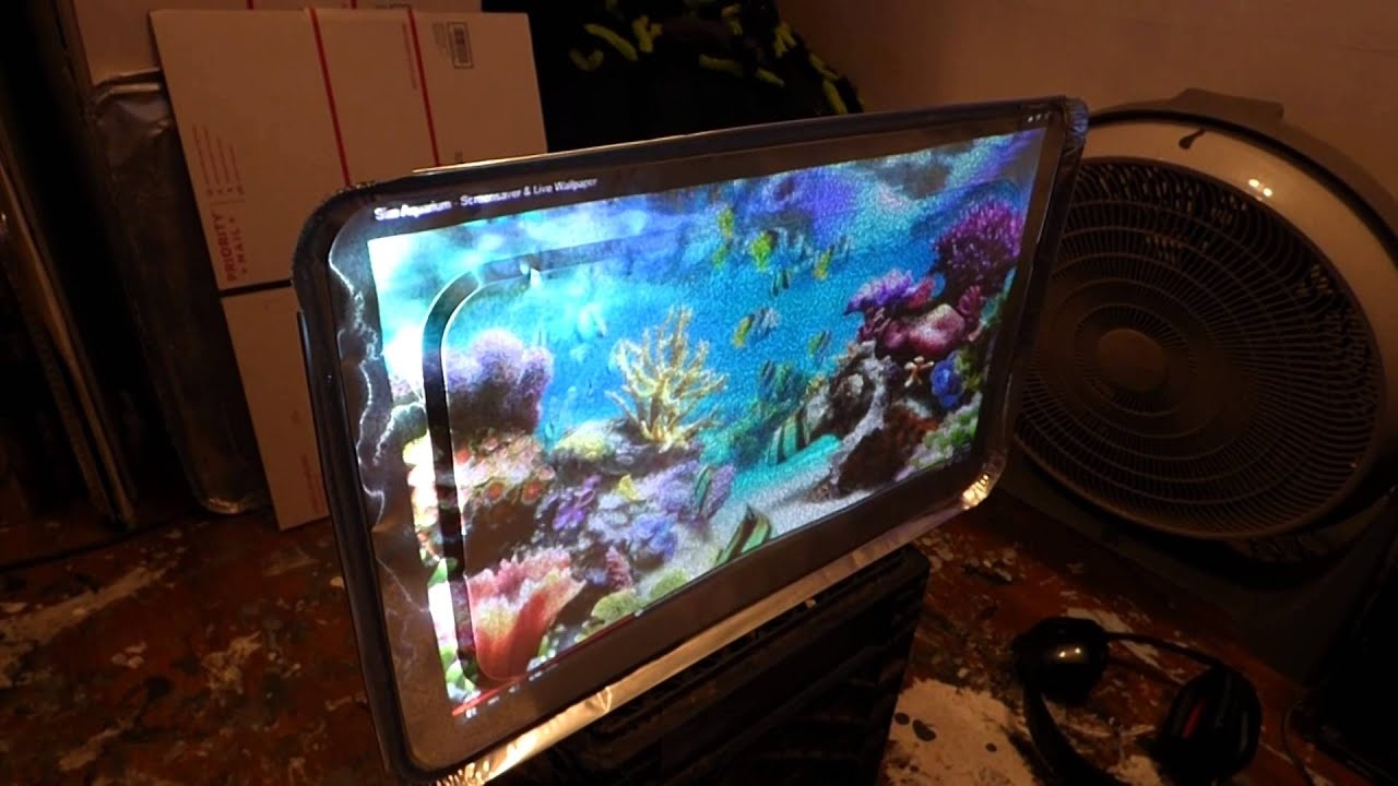 3d invisible screen paint aluminum metal projector screen for Paint projector screen