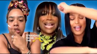 ATLien LIVE!!! Kandi Burruss Speaks On TI & Tiny | LaToya Ali's Colorist Past | B. Simone Drama