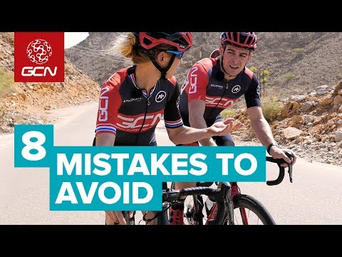 8 Cycling Mistakes We All Make