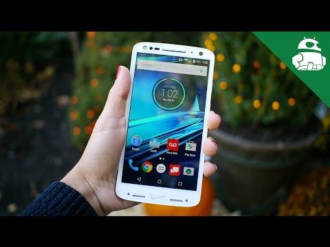 Motorola Droid Turbo 2 Review