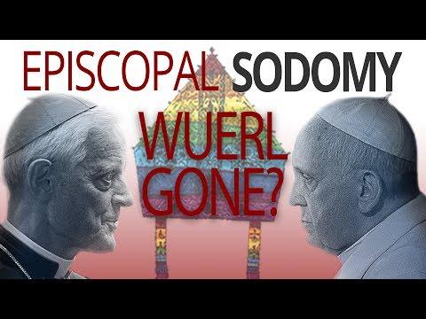 Episcopal Sodomy: Wuerl Gone?