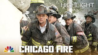 Chicago Fire - Share the Moment: Where's Dawson? (Episode Highlight)