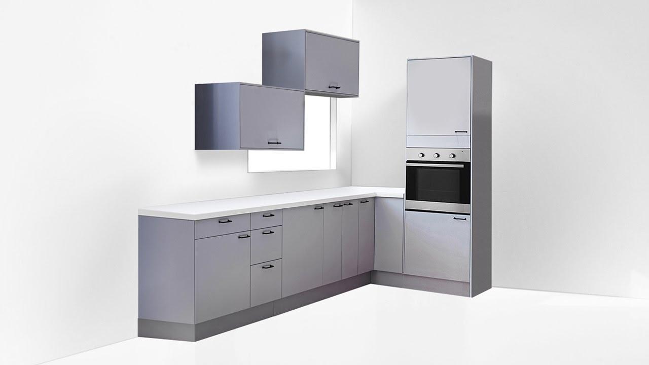kuchyne metod z ikea kuchy a s prek kami youtube. Black Bedroom Furniture Sets. Home Design Ideas