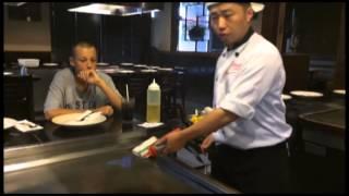 Kitchen Clips: Tokyo Asian Fusion Hibachi Show