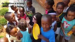 Berakah sings: Ge Modimo a le teng