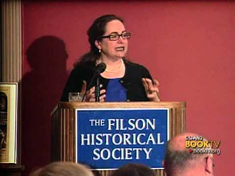 "Book TV: Fiona Deans Halloran,""Thomas Nast: The Father of Modern Political Cartoons"""
