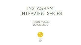 Sketching Interview Series - E04 - Toon Vugts - Instagram Live recording