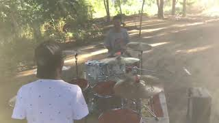 SHED drums - Faustinho Jottah and Assuério Dias ( everybody mad )