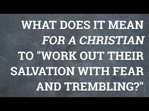 What Does It Mean For A Christian To