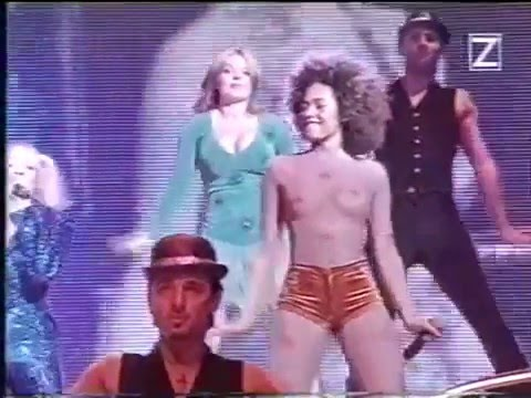 Spice Girls - The Lady Is A Vamp Live in Stockholm