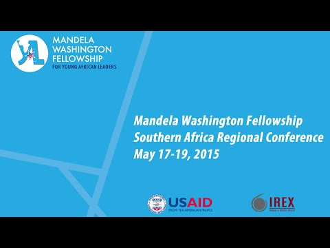 Mandela Washington Fellowship Southern Africa Regional Conference - DAY 3