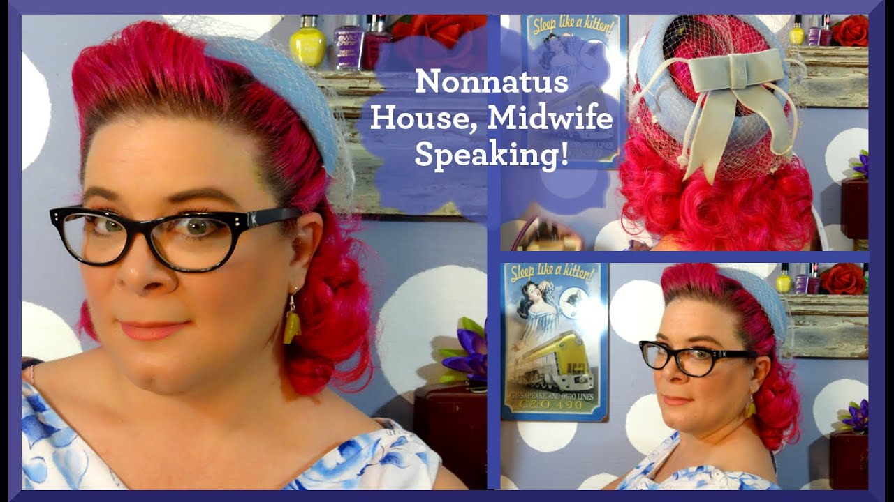 quick vintage hairstyle ~call the midwife inspired - youtube
