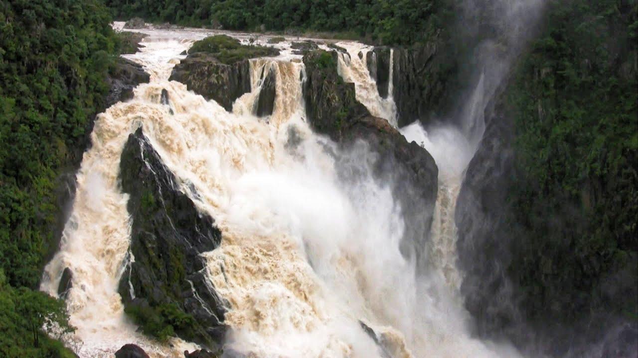 Barron Falls and Daintree National Park - Queensland, Australia (in HD)