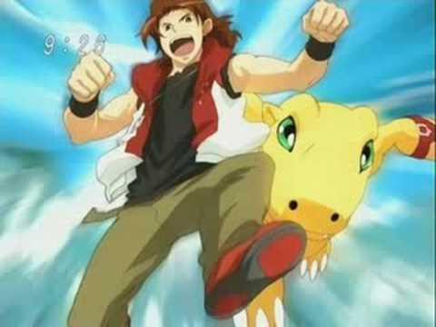 Paul Gordon - Hey Digimon