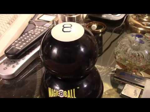 Mattel Magic 8-Ball Telephone