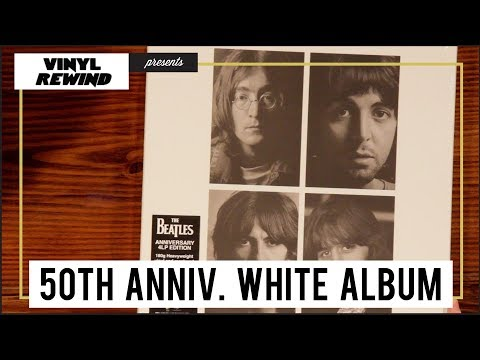 Unboxing The Beatles 50th Anniversary Vinyl Deluxe Edition | Vinyl Rewind Mp3