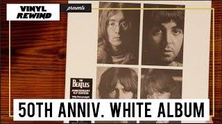 Unboxing The Beatles 50th Anniversary Vinyl Deluxe Edition | Vinyl Rewind