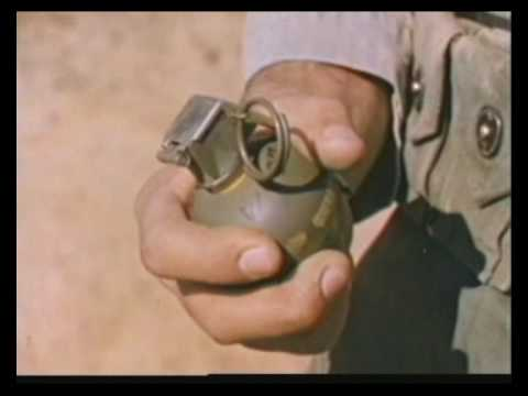 M33 Fragmentation Grenade