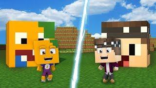 XXL OP CENTEX BUNKER VS GEHEIMEN XXL VITAMINEN BUNKER! - Minecraft [Deutsch/HD]