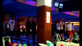 World Sports Festival 2013 - Bowling - Cha Cha Slide Song - Part 1