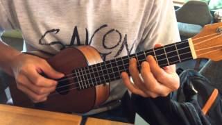 Nhạc sĩ Nguyễn Duy Hùng dạy Ukulele- intro Tuyết Rơi Đêm Giáng Sinh