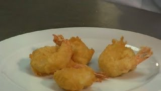 How To Make Batter For Breading Shrimp With Beer : Beer & Bbq