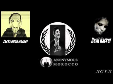 OVER.DOS Anonymous morocco : mediafire Project Mayhem Virus 2013