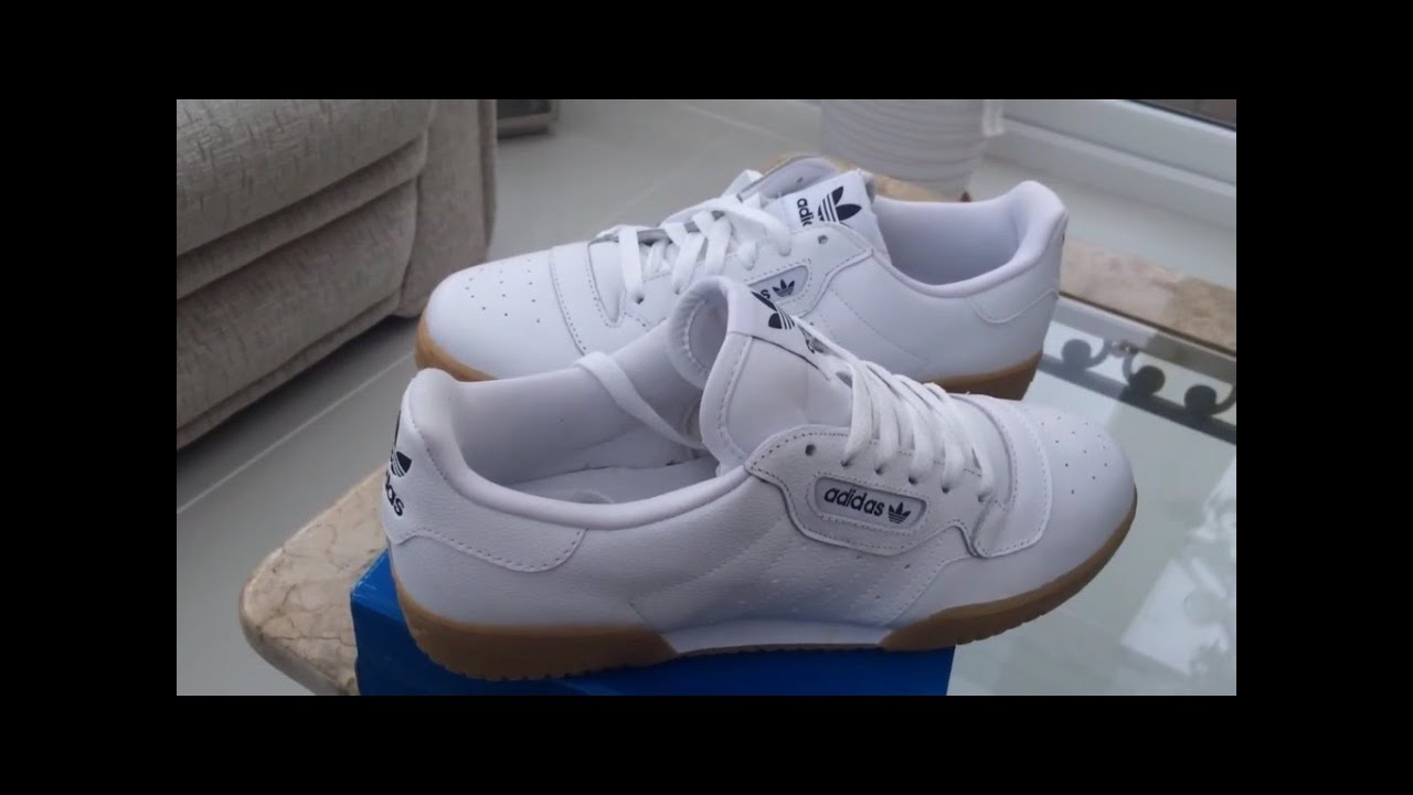 bd7e3c20525e2 Adidas Powerphase (OG) unboxing - YouTube